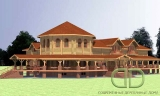 Project of restaurant 1140_2