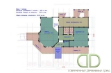 Project of restaurant 1140_4
